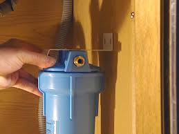 Brita Water Filter Faucet Install by How To Install An Under Sink Water Filter How Tos Diy