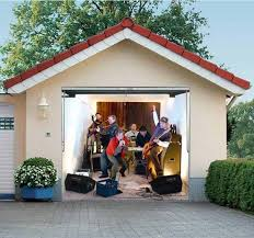 How to paint a garage