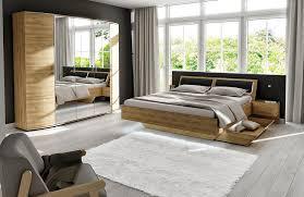 blackpool schlafzimmer set 4 teilig eiche dunkel eiche dunkel günstig möbel küchen büromöbel kaufen froschkönig24