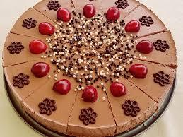 schoko philadelphia torte