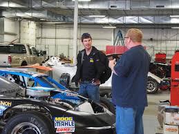 100 Nascar Truck Race Results NASCAR Truck Series Driver Grant Enfinger Tells Motorsports Students