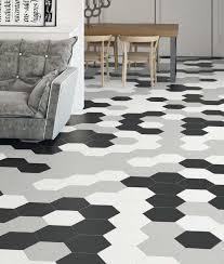 carrelage ceramique leroy merlin carrelage hexagonal matériaux carrelage hexagonal
