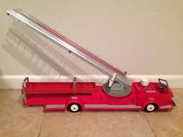1950's Ideal Hook And Ladder Fire Engine | My Antique Toy Collection ... Structo Fire Truck Hook Ladder 18837291 And Stock Photos Images Alamy Hose And Building Wikipedia Poster Standard Frame Kids Room Son 39 Youtube 1965 Structo Ladder Truck Iris En Schriek Dallas Food Trucks Roaming Hunger Road Rippers Multicolored Plastic 14inch Rush Rescue Salesmans Model Brass Wood Horsedrawn Aerial Laurel Department To Get New