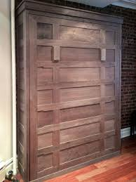 Wood Murphy Bed With Regard To Best 25 Rustic Beds Ideas On Pinterest Diy Architecture 18