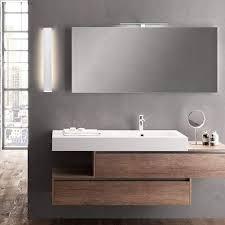 k bright 24w led spiegelleuchte flurleuchte 28 zoll 2700k 3000k warmweiß badle ac 85v 265v abstrahlwinkel 120 wasserdicht ip44 aluminium weiß