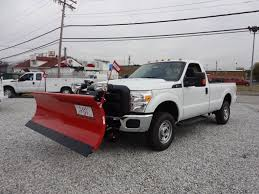 3 Things A Used Plow Truck Needs - AutoInfluence