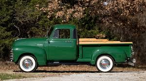 100 1952 Chevrolet Truck 3100 5Window Pickup T126 Kissimmee 2018
