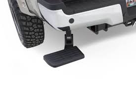 AMP BedStep Retractable Bumper Step #75313-01A | Truck Logic Truck Accsories Running Boards Brush Guards Mud Flaps Luverne Black Rear Bumper Ptector Hitch Step Aobeauty Vanguard General Motors Cornerstep Info Gm Authority 7530601a Amp Research Bedstep Bumpertailgate Dodge Ram 2009 Moroney Body Photo Gallery Cap World Official Home Of Powerstep Bedstep Bedstep2 Buy Proauto Bar Light With 12 Led Per Piece For Chevrolet Welcome To Iron Cross Automotive American Made Bumpers And New 2016 Colorado Chevy Gmc Canyon Lund Innovation In Motion Bedstep2 Retractable Ships Free