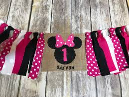 Minnie High Chair Banner Minnie Mouse Highchair Banner 1st Birthday Party Sweet Pea Parties Banner High Chair Etsy Deluxe Pink Tutu City Mickey Clubhouse First I Am One Decorating Kit Shopdisney Handmade Princess One Bows Custom Amazoncom Am 1 Inspired Happy New Gold Forum Novelties Celebration Decoration Supplies For Themed