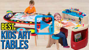 Step2 Art Master Desk With Chair by Top 9 Kids Art Tables Of 2017 Video Review