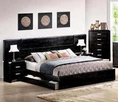 Dark Wood Furniture Bed Design Antevortaco