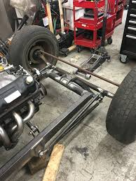 100 Truck Suspension Just About Have The Front Suspension Done All I Have Left Is To