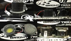 drive bright led puddle light pack bright trax v4