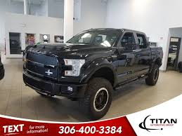 100 Used Ford F 150 Trucks PreOwned 2016 Shelby 34 50L Supercharged 700HP Rare