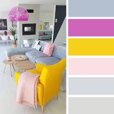 welche farbe passt zu gelb einrichtungsideen und kombinationen