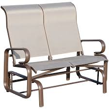 Amazon.com : Outsunny Aluminum Sling Fabric Outdoor Double Glider ... Gift Mark Deluxe Childs Spindle Rocking Chair In White 90360126 Special Tomato Pediatric Adapted Equipment Soft Touch Available How To Fix Repair Replace Parts Of An Office Chair Antique Seat Replacement And Painted Finish Outdoor Table Set 3 Pieces Poly Rattan Brown Patio Shop Humanscale Freedom Replacement Arm Supports Best Home Furnishings Jive C8209gp Swivel Gliding Rocker Decoration Wooden Parts Small Recliner For Diy Leather Youtube