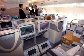 World s best airline cabins first class business class and