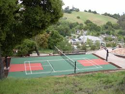 Tennis Court Surfaces - Neave Sports Bryan Harsins Backyard Court Bosie Blue And Orange Court How Much Does A Tennis Cost Hipagescomau Multisport Backyardcourt Backyard Sketball Hopskotch Sport Midwest Sport Specialists Resurfacing Courts Home Gyms Of Massachusetts Backyards Gorgeous Custom Multi Basketabll With Hamptons Grass Tennis Zackswimsmmtk Wish List Pinterest South Carolina Basketball The Advantages Long Island Magazine Flex Neave Group