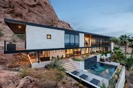 100 Modern Homes Arizona Red Rocks Residence Mountain House With A Pool