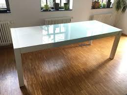 esstisch glastisch wohnzimmer 76x90x170