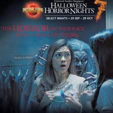 Halloween Horror Nights Express Pass by One Pair Of Uss Hhn7 Normal Express Pass For 14 Oct Tickets