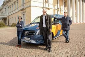 neues on demand system ohne taxi beteiligung sammelfahrten