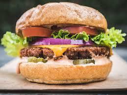 100 Burger Food Truck Plow Hyde Park Austin Texas Restaurant HappyCow