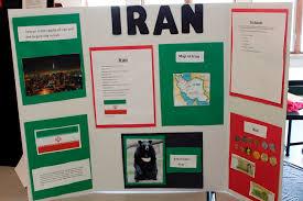 The Tri Fold Board In Its Natural Habitat School Presentations