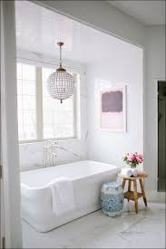 Mini Chandelier Over Bathtub by Bathroom Cheap Small Chandeliers For Bathrooms Bath Tray Bathtub