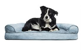Snoozer Overstuffed Sofa Pet Bed by Dog Bed Half Moon Pet Bed Limited Edition Defaultname Preparing