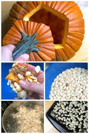 Toasting Pumpkin Seeds In Microwave by How To Roast Pumpkin Seeds The Lemon Bowl