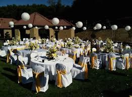 Simple Outdoor Wedding Ideas Beautiful Garden Backyard Reception