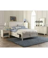 Macys Bedroom Sets by Tribeca Grey Storage King Platform Bedroom Furniture 3 Pc Set