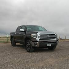 100 Cowboy Truck 2018 Toyota Tundra 1794 Ups The Steady Aaron On Autos
