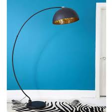 Curved Floor Lamps Uk by Black And Gold Floor Lamp Floor Lamp