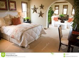 chambre a coucher de luxe chambre à coucher à la maison de luxe image stock image du
