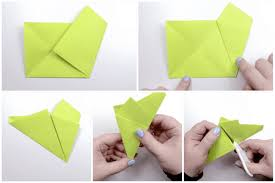 3d Origami Apple Tutorial 2 Paper Kawaii