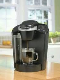 NEW KEURIG ELITE K40 Single Serve Coffee Maker Brewing System Black In Home