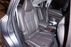 Luxury Suv With Second Row Captain Chairs by Pamplin Media Group 2017 Acura Mdx Sport Hybrid Brings A Little