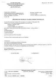 bureau d aide juridictionnelle document sans titre