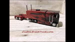 100 Trucks With Big Sleepers Custom Model Cabover With Big Sleeper YouTube