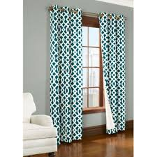 Bed Bath And Beyond Curtains 108 by Buy Teal Window Curtains From Bed Bath U0026 Beyond