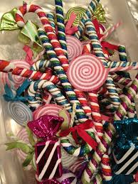 Gumdrop Christmas Tree Garland by Kandeej Com My Candyland Holiday House Tour U0026 Video Yay