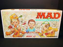 Whats In That Game Box The MAD Magazine 1979