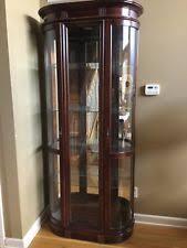 Pulaski Display Cabinet Vitrine by Pulaski Furniture Ebay