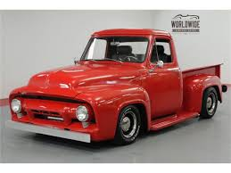 1954 Ford F100 For Sale | ClassicCars.com | CC-1158062 1954 F100 Old School New Way Cool Modified Mustangs Ford Burnyzz American Classic Horse Power Custom Truck 72015mchmt1954fordtruckthreequarterfront Hot Rod Resto Mod F68 Monterey 2014 For Sale Classiccarscom Cc1028227 Pickup Classic Pick Up Truck From Arizona See Abes Journal Network Truck Used Sale