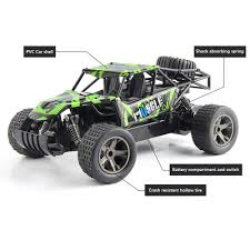 1/15 High Speed Remote Control RC Rock Crawler Racing Car Off Road ...