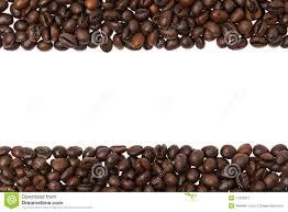 Download Coffee Beans Border Stock Image Of Gourmet Breakfast