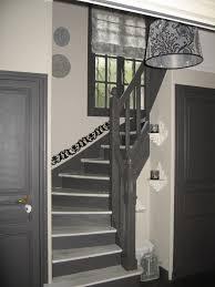 idée déco cage escalier entrée interior stairs salons and interiors