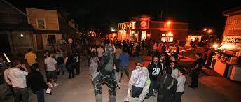 Haunted Halloween Hayride And Happenings by Haunts U0026 Happenings Nightfall At Old Tucson